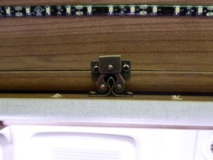 New Cabinet Latches